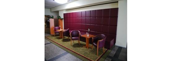 Panel tapicerowany wezgłowie