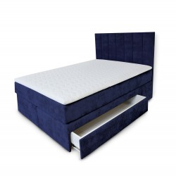 Łóżko do sypialni z...