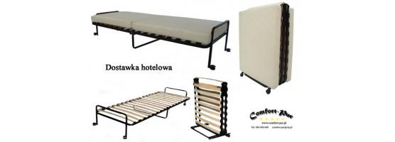Łóżko rozkładane dostawka
