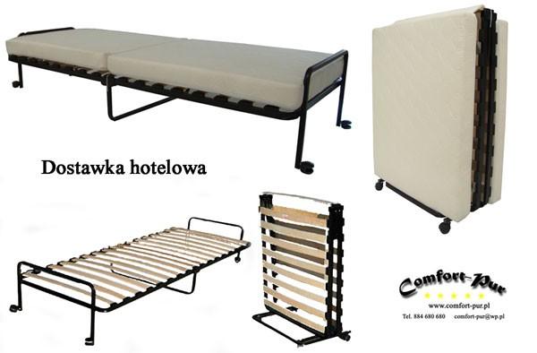 łóżko Rozkładane Dostawka Hotelowa