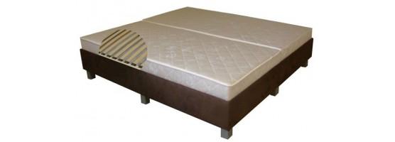 Łóżko Hotelowe tapicerowane