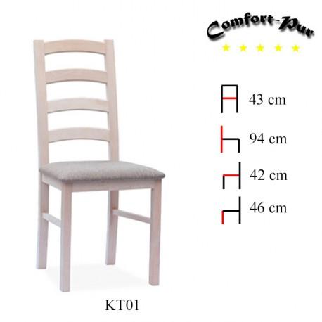 łóżka hotelowe Wyposażenie restauracji Krzesło KT01