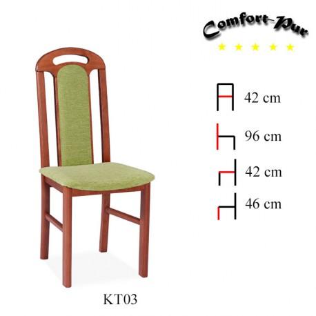 łóżka hotelowe Wyposażenie restauracji Krzesło KT03