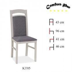 łóżka hotelowe Wyposażenie restauracji Krzesło KT05