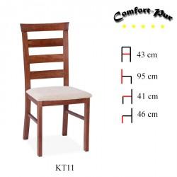 łóżka hotelowe Wyposażenie restauracji Krzesło KT11