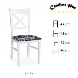 łóżka hotelowe Wyposażenie restauracji Krzesło KT22