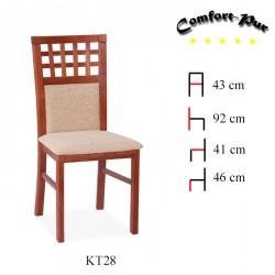 łóżka hotelowe Wyposażenie restauracji Krzesło KT28