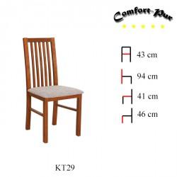łóżka hotelowe Wyposażenie restauracji Krzesło KT29