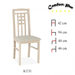 łóżka hotelowe Wyposażenie restauracji Krzesło KT31