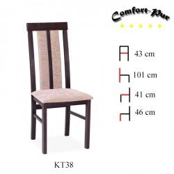 łóżka hotelowe Wyposażenie restauracji Krzesło KT38