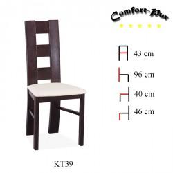 łóżka hotelowe Wyposażenie restauracji Krzesło KT39