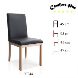 łóżka hotelowe Wyposażenie restauracji Krzesło KT44