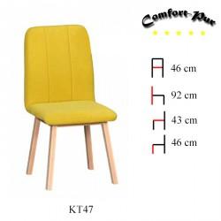 łóżka hotelowe Wyposażenie restauracji Krzesło KT47