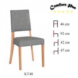 łóżka hotelowe Wyposażenie restauracji Krzesło KT48