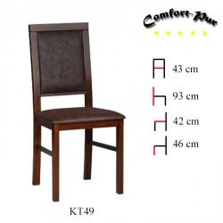łóżka hotelowe Wyposażenie restauracji Krzesło KT49