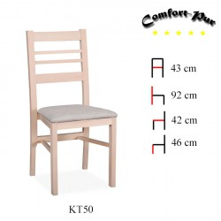 łóżka hotelowe Wyposażenie restauracji Krzesło KT50